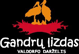 gandru lizdas logo